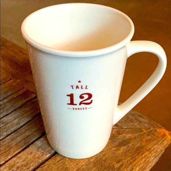 Vintage Starbucks Tall Size Mug 12 oz